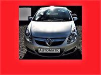 AUTO--- 2007 Vauxhall Corsa 1.4 SXi Automatic 5 Door -- Low 68000 Miles -- Vauxhall Corsa --- P X OK