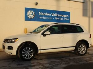 2014 Volkswagen Touareg 3.6L Highline 4dr All-wheel Drive 4MOTIO