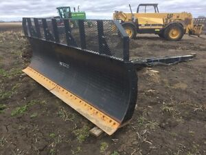 2014 LEON 3530 12 Ft 6 Way Tractor Dozer Blade