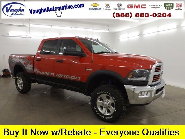 Image 1 of Dodge: Power Wagon Power…