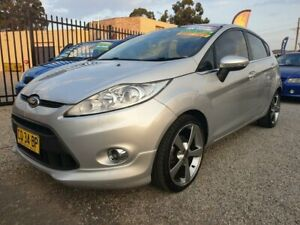 2009 FORD FIESTA ZETEC 5D HATCHBACK, AUTO, 3 MONTHS REGO, SPORTY,WARRANTY, JUST SERVICED! Penrith Penrith Area Preview
