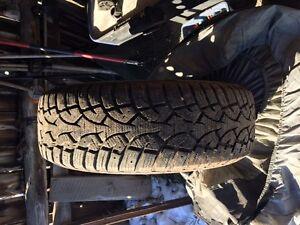 195/65/R15 Altimax Arctic Snow tires Peterborough Peterborough Area image 4
