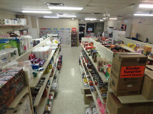 Commercial Business Restaurant Conevience Variety Retail Sale Downtown-West End Greater Vancouver Area image 2