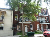 3 1/2 APPARTEMENT VILLE EMARD MONTREAL A LOUER