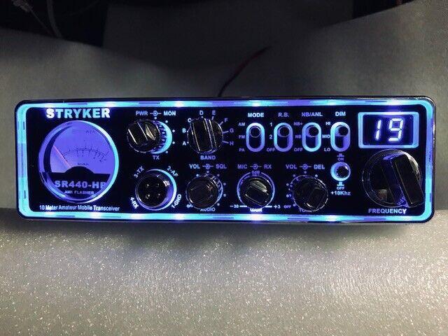 STRYKER SR440-HP 10 METER AMATEUR RADIO Ham HI POWER LOUD TALKING! FAST SHIPPING