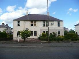CARLOPS ROAD - Spacious ground floor flat located in the popular commuter town of Penicuik