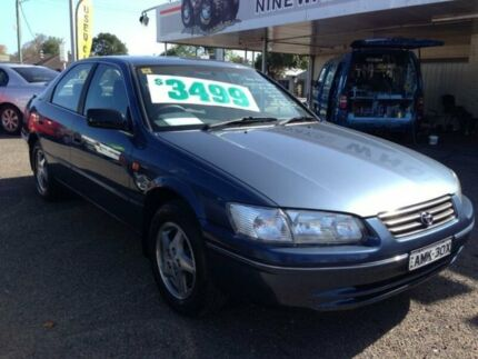 2002 Toyota Camry MCV20R Advantage Blue 4 Speed Automatic Sedan