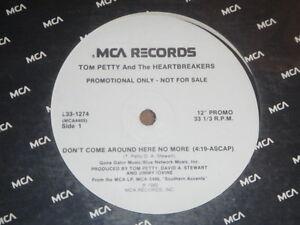 """A2 12"""" vinyl record TOM PETTY WHITE LABEL USA PROMO DON'T COME AROUND HERE NO MO - Italia - A2 12"""" vinyl record TOM PETTY WHITE LABEL USA PROMO DON'T COME AROUND HERE NO MO - Italia"""
