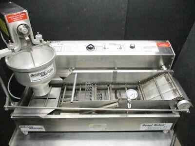 Donut Fryer Machine  Belshaw Mark Ii Donut Robot  4950 Nice