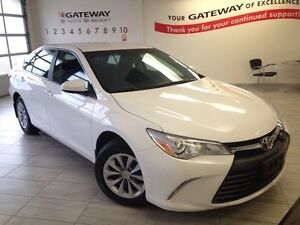 2015 Toyota Camry LE 4dr Auto, Only 58K! Backup Cam, Bluetooth