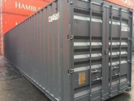 40ft Shipping Container Includes Delivery to Bendigo