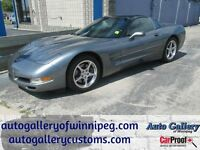2004 Chevrolet Corvette *Lthr/2 tops/6spd