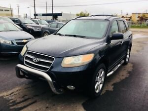 2007 Hyundai Santa Fe Limited AWD, Sunroof, Leather, ACTIVE GLS