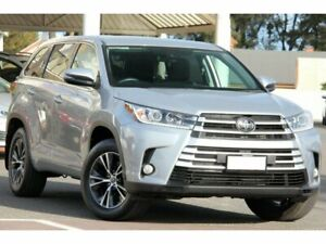 2018 Toyota Kluger GSU50R GX 2WD Silver 8 Speed Sports Automatic Wagon Christies Beach Morphett Vale Area Preview