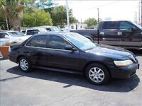 2002 Honda Accord Special Edition fully loaded