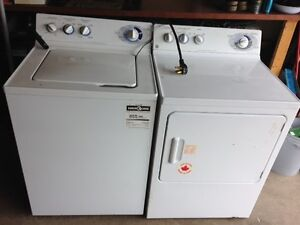 GE Washer and Dryer for sale $200 for both
