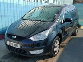 Ford Galaxy Zetec 2.0 TDCI Automatic gearbox