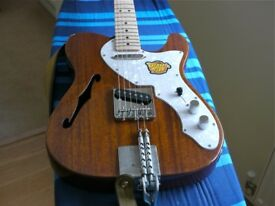 Telecaster B/G bender Paul McEwen slingshot fitting