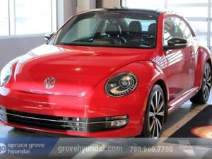 2013 Volkswagen Beetle Coupe SUPER BEETLE LEATHER SUNROOF & MORE