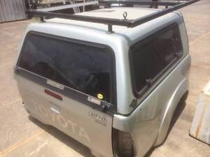 2009 Toyota Hilux D/Cab tub and Canopy Cairns Cairns City Preview