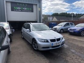 BMW 320i Touring, New MOT, FSH, Showroom Condition, Warranty
