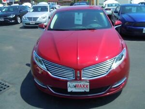2014 LINCOLN MKZ BASE- NAVIGATION SYSTEM, REAR VIEW CAMERA, BACK