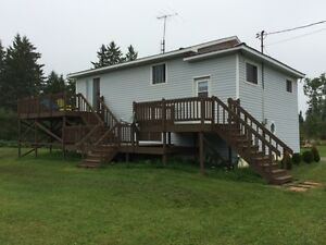 1 ACRE WITH 4 BED RAISED BUNGALOW AND DET GARAGE
