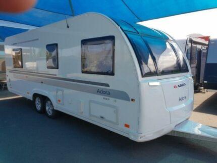 2014 Adria Adora 612DP Caravan Unanderra Wollongong Area Preview