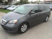 2007 Honda Odyssey EX! New Brakes! PWR Sliding Doors! A/C!