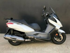2013 Kymco Downtown 300i Epping Whittlesea Area Preview