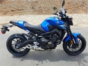 Brand New Non Current FZ-09 - Special Pricing Now!