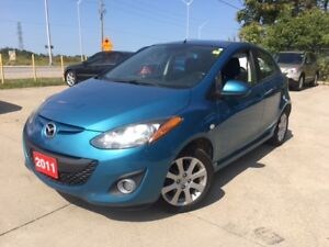 2011 Mazda Mazda2 GS*AUX/CRUISE*FUEL SAVER