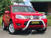 2008 Ford Escape ZD Red Automatic Wagon Mount Druitt Blacktown Area Preview