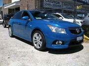 2013 Holden Cruze JH MY14 SRi V Blue 6 Speed Automatic Sedan Wangara Wanneroo Area Preview