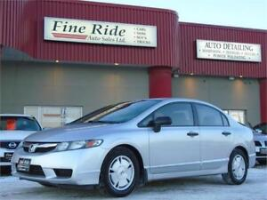 2009 Honda Civic Sdn DX-G **ONLY 156,000kms!**