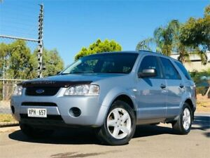 2007 Ford Territory SY TS Grey Sports Automatic Wagon Mawson Lakes Salisbury Area Preview