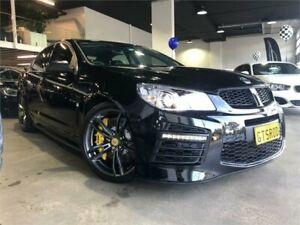 2015 Holden Special Vehicles GTS Gen-F2 MY16 Black Sports Automatic Sedan Caringbah Sutherland Area Preview
