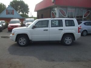 Jeep Patriot 4WD 4dr Sport 2010