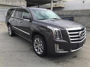 2015 Cadillac Escalade ESV Premium (JUST 65,000 KMS) NAV & DVD