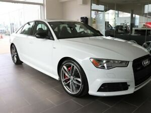 2017 Audi A6 3.0T Competition quattro 8sp Tiptronic