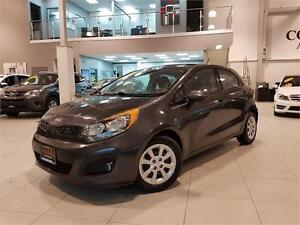 2013 Kia Rio LX+-BLUETOOTH-ONLY 88KM