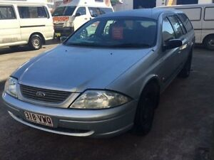 2001 Ford Falcon FUTURA AUIII 4 Sp Automatic 4 Speed Automatic Wagon Herston Brisbane North East Preview