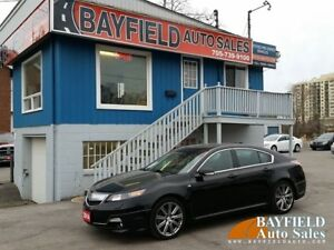 2014 Acura TL A-Spec SH AWD **Black/Black/Only 89k!**