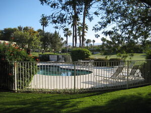 2 Bedroom Condo on a Golf course in Palm Springs