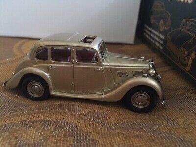 New 1:43 Lansdowne Models LDM28 1947 MG Saloon Type YA Handbuilt UK VGC