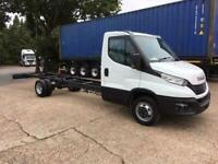 Iveco Daily 50C15H3.0Z 4750 Chassis Cab 3ltr 160 BHP E6D New