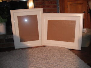 Pair of IKEA picture frames