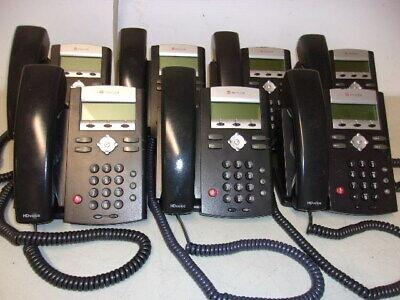 Polycom IP550 SIP Handset GST /& Del Incl IP 550 Telephone GRADE B