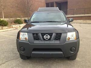 2005 NISSAN X-TERRA OFF ROAD , AUTOMATIC, 4x4, CERTIFIED