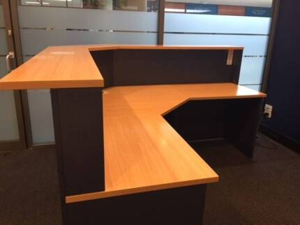 Office Furniture Reception Desk Workstation Tables Chairs Etc